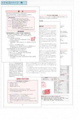 テキストページの例